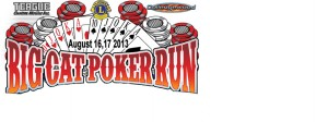 Big Cat Poker Run - 2013